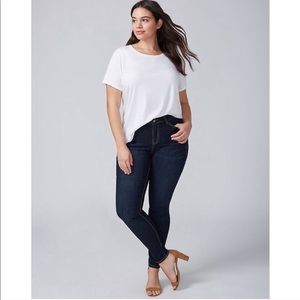 Skinny Jean w/ T3 Tighter Tummy Technology - Tall